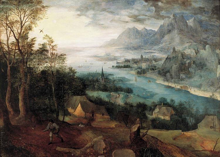 Parable of the Sower, 1557 - Pieter Bruegel the Elder