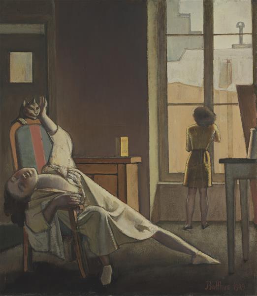 The week with four thursdays, 1949 - Бальтюс