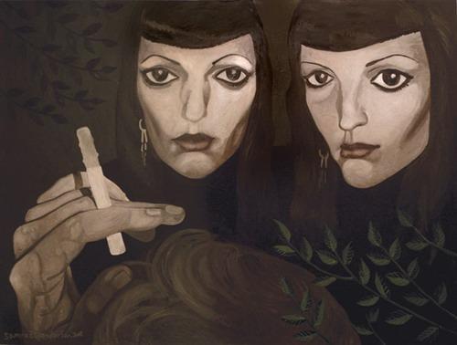 "From ""Underground"", 2008 - Samira Eskandarfar"