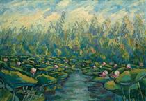 The Anzali Lotuses - Naser Ramezani