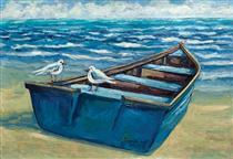 The Seagulls - Naser Ramezani