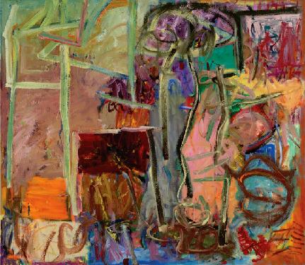 Studio III, 1989 - Gary Wragg