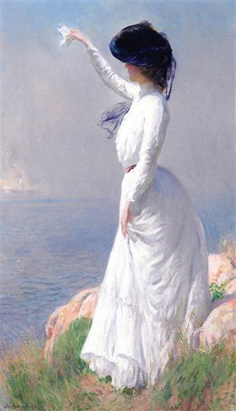 Farewell, c.1900 - c.1902 - Joseph DeCamp