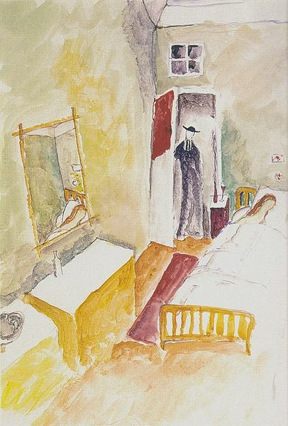 Death, 1919 - Jeanne Hébuterne
