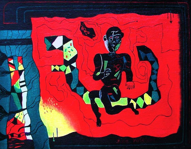 Labyrinth - Nina Tokhtaman Valetova