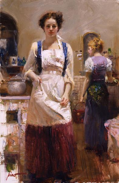 The Country Chef - Pino Daeni