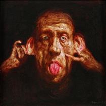Autoportretas - Sarunas Sauka3
