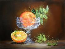 Orange and a Half - Lana Kanyo