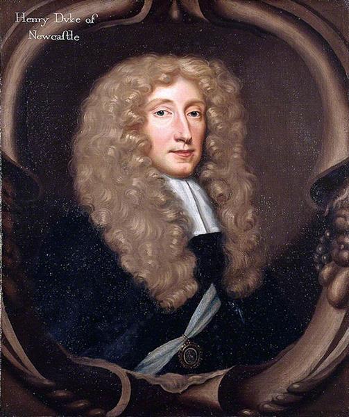 Henry Cavendish (1630–1691), 2nd Duke of Newcastle, 1676 - Mary Beale