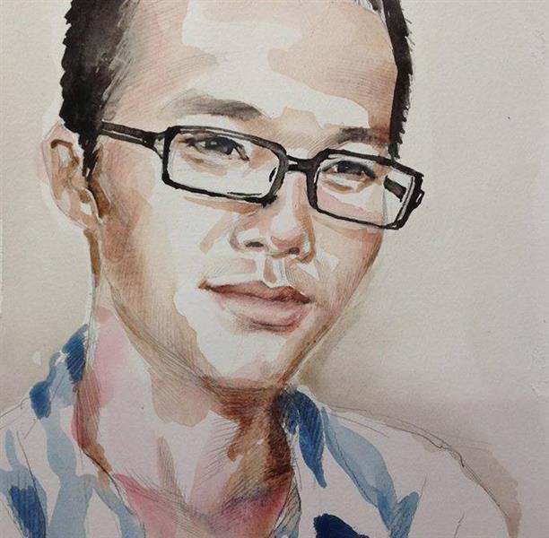 một người bạn vẽ tặng song nam, 2013 - song nam