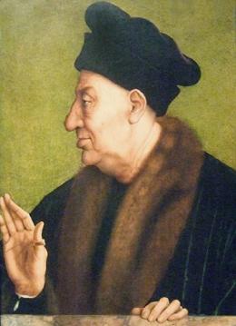 Portrait of An Old Man, 1524 - Quentin Matsys