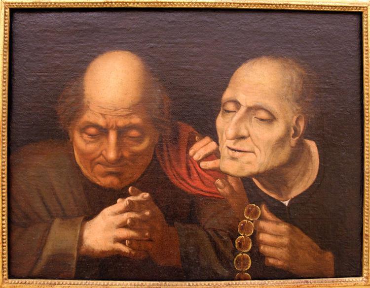 Pinacoteca Mus'a Al Canopoleno - Mibac, c.1500 - c.1530 - Квентин Массейс