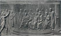 Hanibal at the Gates - Joseph Urbania