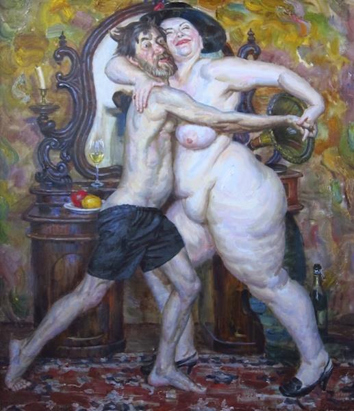 The Morning Tango, 2014 - Viktor Lyapkalo