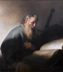 Apostle Paul - Jan Lievens