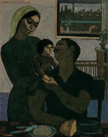 Goodnight to Dad, 1977 - Nuri Iyem