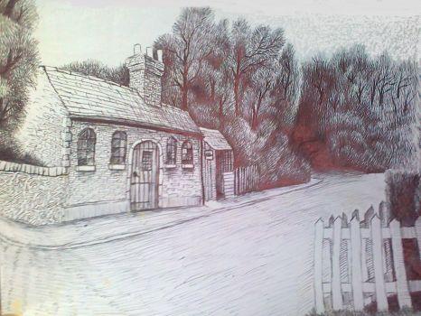 Alms Houses Shoreham by Johnbaroque D6me8ss - John-Baroque