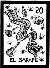 #20: El Sarape (The Sarape or Blanket) - Marina Pallares