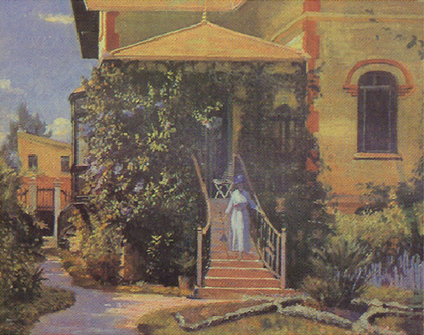 Laforge Family's House, 1912 - Alfredo Andersen