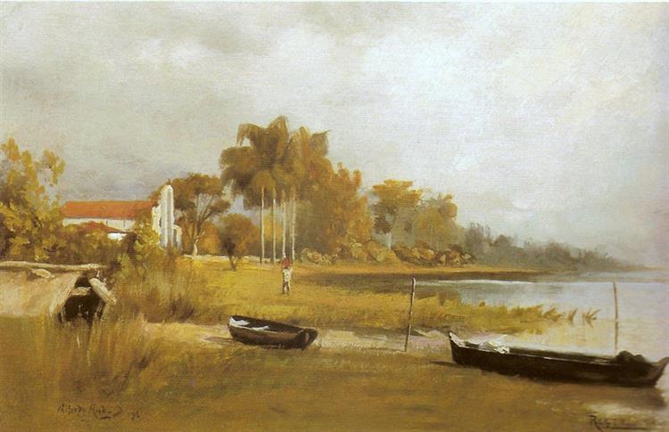 Rocio, 1896 - Alfredo Andersen