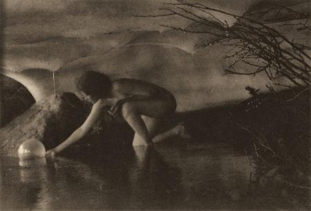 The Bubble - Anne Brigman