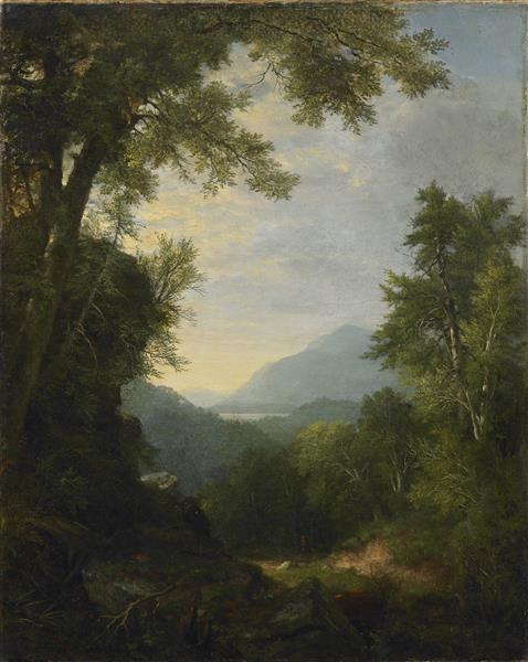 Landscape - Asher Brown Durand