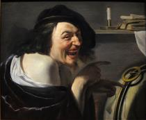 Democritus - Johan Moreelse