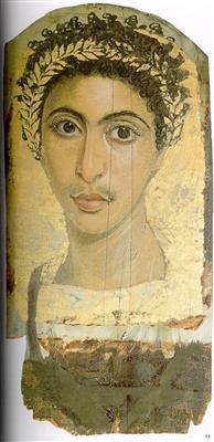 Retratos de El Fayum