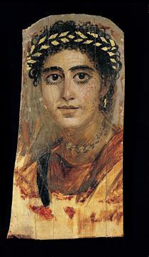 Пин на доске Fayum Mummy Portraits