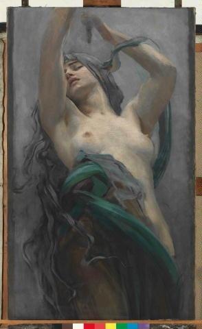 Ženský Půlakt - Maximilian Pirner