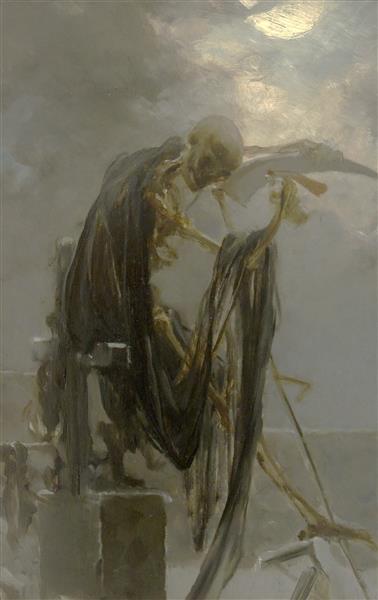 Death - Maximilian Pirner