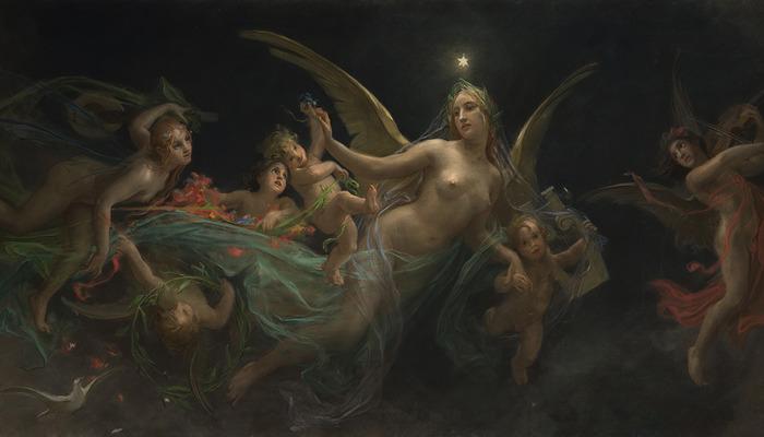 Alegorie - Maximilian Pirner