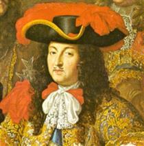 Der Französische König Louis Xiv - Charles Le Brun