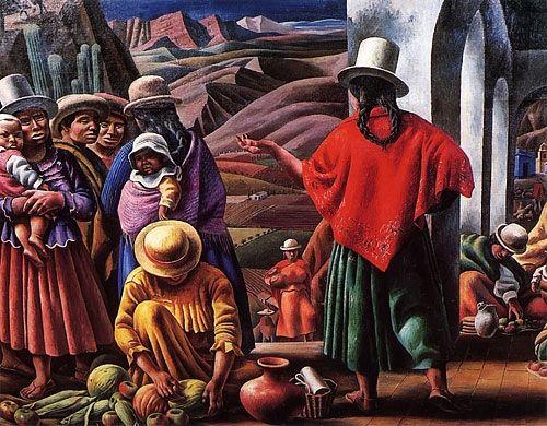 Jujuy, 1937 - Antonio Berni