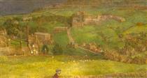 From Haworth, Yorkshire - Richard Eurich