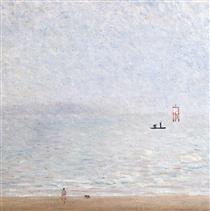 Solent Angler - Richard Eurich