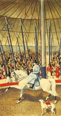 Circus Rider - Werner Peiner