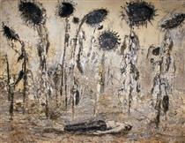 The Orders of the Night - Anselm Kiefer