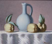 Still Life with Quince - Sergey Belik