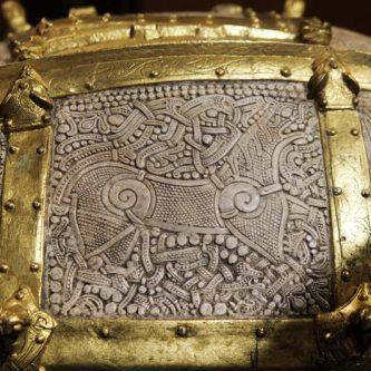 Cammin Chest, c.950 - Viking art