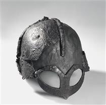 Gjermundbu Helmet - Північне мистецтво