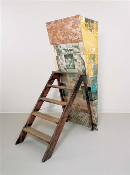 Patrician Barnacle (Scale), 1981 - Robert Rauschenberg