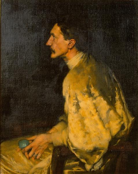 Robert De Montesquiou, 1893 - Antonio de La Gándara
