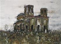 Monastary Ruins - Stefan Pruteanu