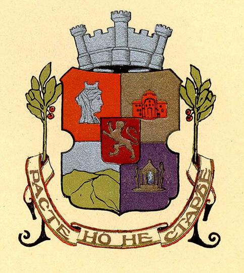 Coat of Arms of Sofia - Haralampi Tachev