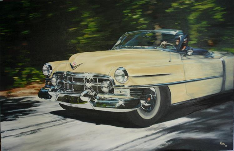 Cadillac Speeding - Vidita Singh