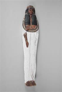 Mummy Board of Iineferty - Ancient Egyptian Painting