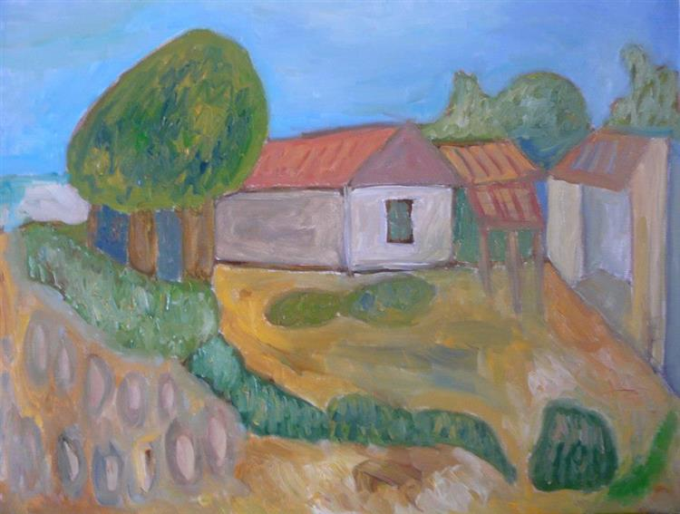 Country House, 2015 - Mihnea Cernat