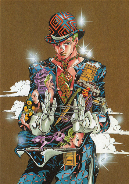 Dead Man's Questions - Hirohiko Araki
