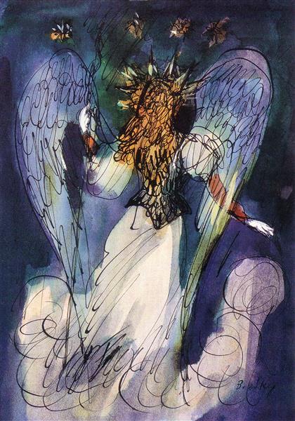 Rilke: The Duino Elegies II. - Maria Bozoky